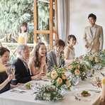 \大人気/大切な方々とゆったり時間を刻む少人数お食事会プラン