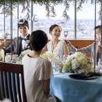 【挙式+お食事+衣裳+写真】少人数ウエディングプラン