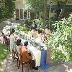 挙式と会食会がセットになったオトクプラン