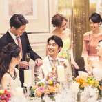 【シーズン限定特典多数!】1-3月挙式限定☆家族婚プラン