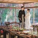 【少人数ご家族婚に】東山・二年坂 京料理でおもなす会食プラン