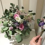 お花がかわいすぎました♬
