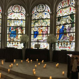 大聖堂はとても素敵でした。