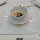 茶碗蒸しのスープ