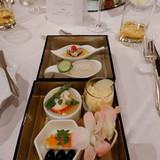 年代を問わない和洋のお料理でした。