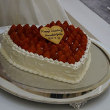 手頃なお値段でかわいいケーキを選べた。