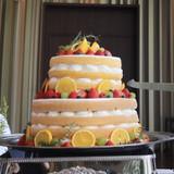 アンジェココのウェディングケーキ