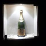 葉山庵オリジナルラベルのシャンパン!