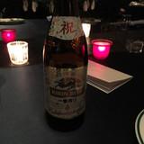 このラベルのビールを初めて飲んだ