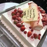 オリジナルのロールケーキ