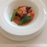 魚介や野菜が新鮮で上品な味でした。