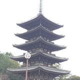 周りにはお寺や奈良公園が…。