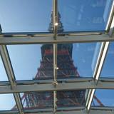 東京タワーの真下です!