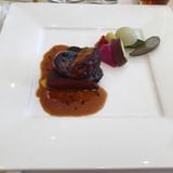 牛フィレ肉にフォアグラ凄く美味しかった