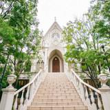 大聖堂の大階段