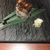 フォアグラのお寿司。