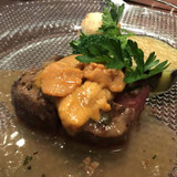 メインの肉料理です。