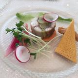 旬魚と茄子のルエル