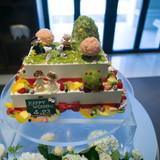 ウエディングケーキオリジナル