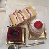 どのケーキも美味しかった