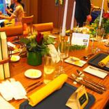 テーブルも素敵でした!