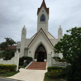 グローリー教会の外観