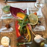 彩り豊かな前菜