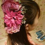 ネックレス生花のまわりに利用