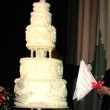 ケーキが大きい!
