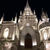 夜の大聖堂