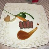 好評だった肉料理です。