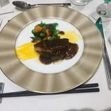 試食会で食べたお肉。本当に美味しい!