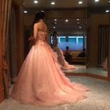 ピンクのAライン