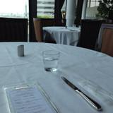 テーブルからの景色が良い
