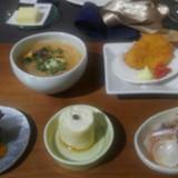ピエトラセレーナの試食お料理