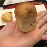 ウエディング用の小さい食パン。