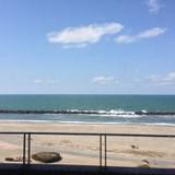 天気がよく、穏やかな海でした。