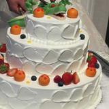 サプライズの神龍のケーキ