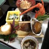 試食は和食でした。
