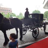 馬車のパレード