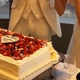 ケーキかわいかった!
