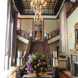 内部の大階段