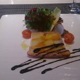 洋食のハーフコース