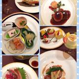 和食と洋食が両方食べられる構成にしました
