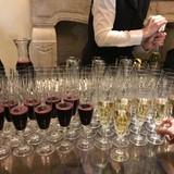 シャンパンパーティ