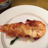 美味しかった海老です