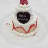 このケーキは彼女も喜んでました。