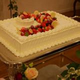 フレッシュケーキ。おいしかった。