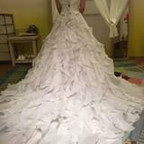 ゴージャス感&ラインも綺麗に出るドレス!