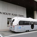 ホテル送迎バス